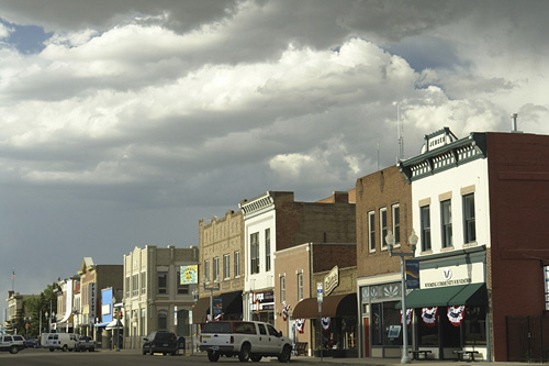 jn9017 Laramie WY Wyoming downtown AJD50324 Laramie WY Wyoming downtown northwest northwestern west rockies rocky mountain