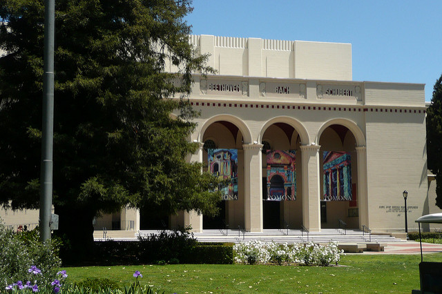 Pomona College Class of 1985 25th Reunion - Big Bridges Auditorium