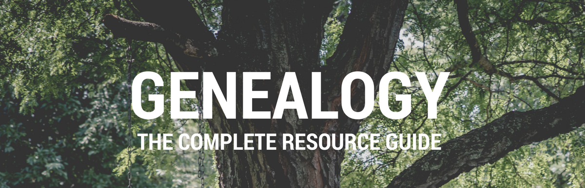 Genealogy – the Complete Resource Guide Genealogy offers a wealth of information and sometimes its findings have a significant impact on people's lives.