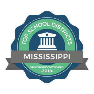 Top School Districts in Mississippi, 2018 | BackgroundChecks org