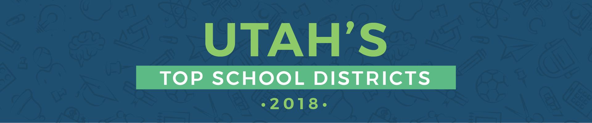 Top School Districts in Utah, 2018   BackgroundChecks.org