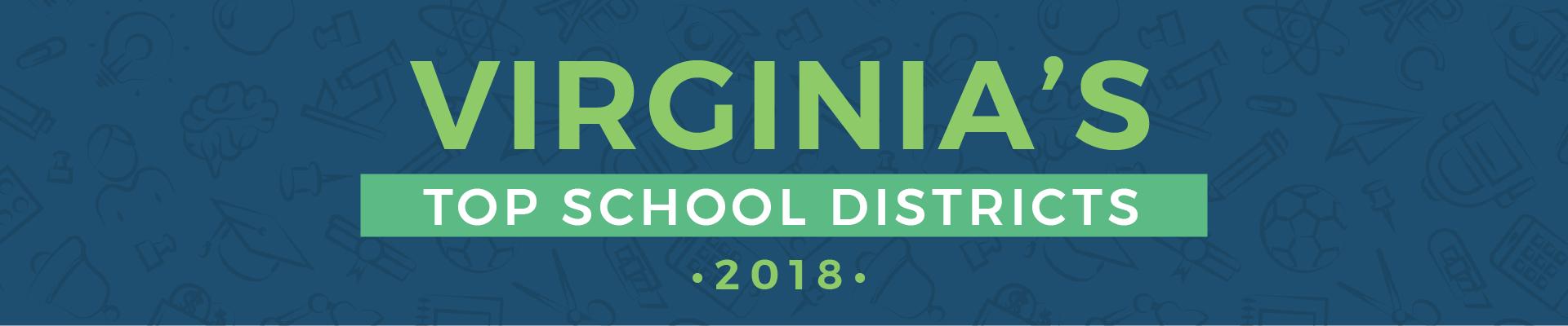 Top School Districts in Virginia, 2018 | BackgroundChecks org