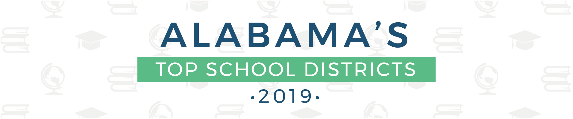 top school districts, 2019 - alabama