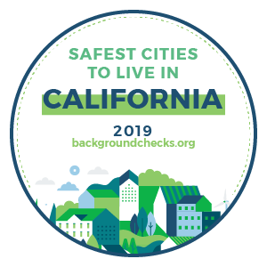 badge - safest_cities_california_2019