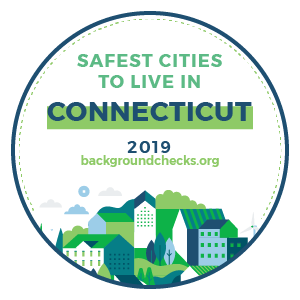 badge - safest_cities_connecticut_2019