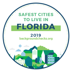 badge - safest_cities_florida_2019