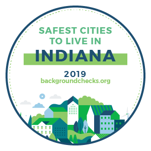 badge - safest_cities_indiana_2019