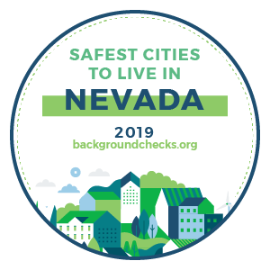 badge - safest_cities_nevada_2019