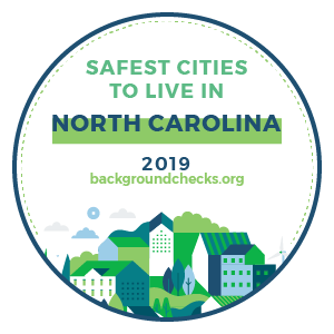 badge - safest_cities_north_carolina_2019