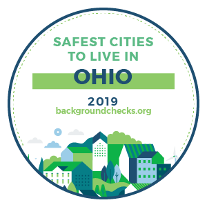 badge - safest_cities_ohio_2019