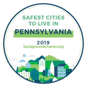 badge - safest_cities_pennsylvania_2019