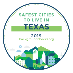 badge - safest_cities_texas_2019